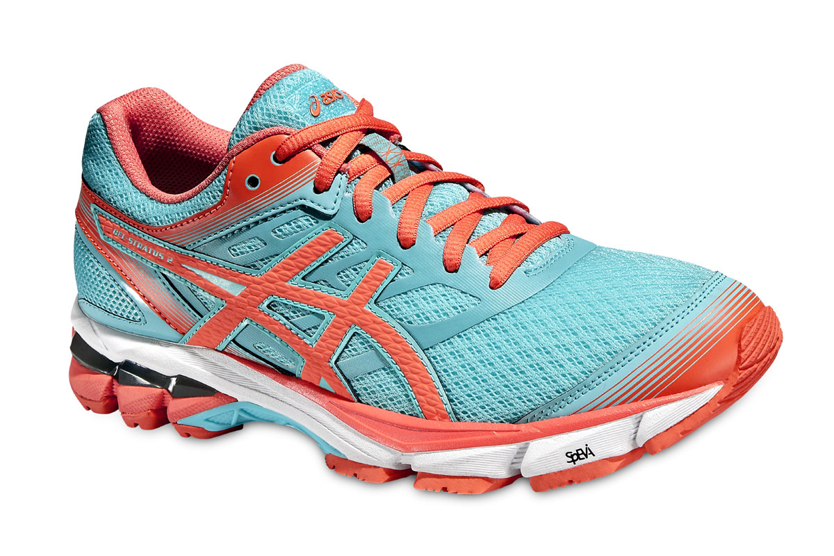 asics gel stratus 2 damen run1st local online shopping. Black Bedroom Furniture Sets. Home Design Ideas